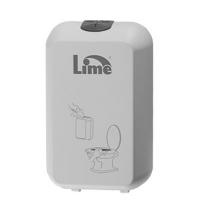 фото: Диспенсер для туалетных дезинфецирующих салфеток Lime Prestige белый, A68901S