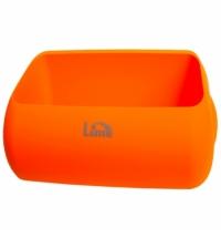 Держатель для мешка Lime Color для корзины 23л, оранжевый, A 74401ARS