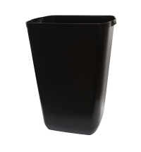 Ведро для мусора Lime Color черное, 23л, A 74201NE