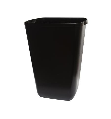 фото: Ведро для мусора Lime Color черное, 23л, A 74201NE