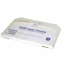 Индивидуальные покрытия на унитаз Lime Maxi A 99528 белые, 250шт