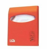 Диспенсер для индивидуальных покрытий на унитаз Lime Color mini оранжевый, A 66210ARS