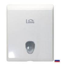фото: Диспенсер для полотенец листовых Lime белый maxi, Z  укладка, 927000