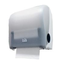 фото: Диспенсер для полотенец в рулонах Lime Matic Compact белый, 15115