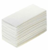 фото: Бумажные полотенца Lime комфорт листовые белые, V укладка, 200шт, 2 слоя, 220200