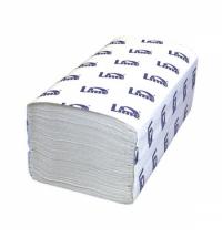 фото: Бумажные полотенца Lime комфорт листовые белые, V укладка, 200шт, 1 слой, 210200