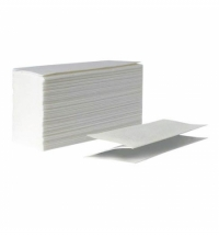 Бумажные полотенца Lime комфорт листовые белые, Z  укладка, 180шт, 2 слоя, 230180