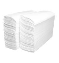Бумажные полотенца Lime листовые белые, Z укладка, 250шт, 1 слой, 230250