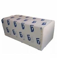 Бумажные полотенца Lime листовые белые, Z укладка, 180шт, 1 слой, 215180