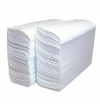 фото: Бумажные полотенца Lime листовые белые, Z-укладка, 130шт, 2 слоя, технология TAD, 252130-Ц
