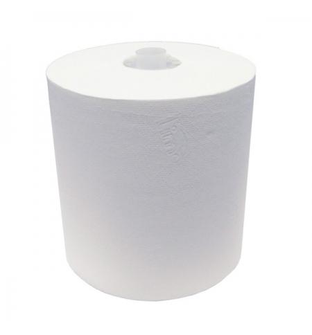 фото: Бумажные полотенца Lime комфорт в рулоне белые, 240м, 1 слой, 520240