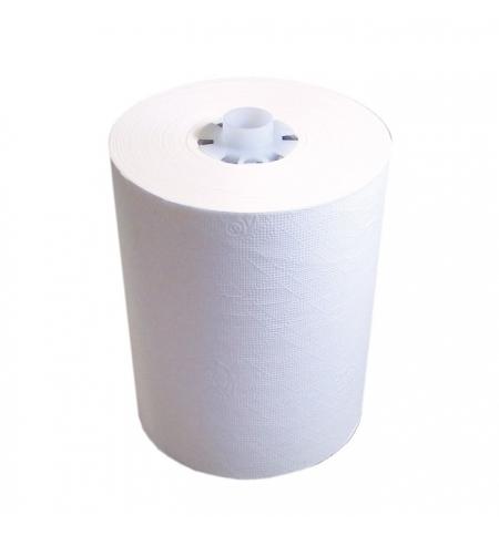 фото: Бумажные полотенца Lime в рулоне белые, 150м, 2 слоя, 193150