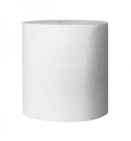 фото: Бумажные полотенца Lime комфорт в рулоне белые, 150м, 2 слоя, 590150
