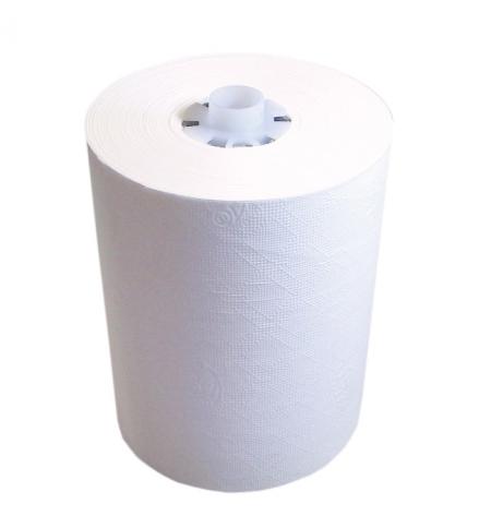фото: Бумажные полотенца Lime Matic 252150 в рулоне, 150м, 2 слоя, белые