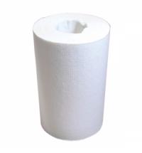 Бумажные полотенца Lime в рулоне с центральной вытяжкой белые, 75м, 2 слоя, 20.75