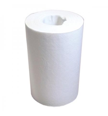 фото: Бумажные полотенца Lime в рулоне с центральной вытяжкой белые, 75м, 2 слоя, 20.75