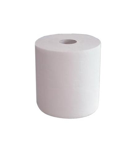 фото: Бумажные полотенца Lime в рулоне с центральной вытяжкой белые, 300м, 1 слой, 20.300