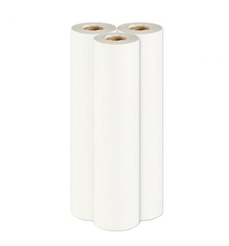 фото: Бумажные простыни Lime белые, 2 слоя, 80м х 50см, 50.80
