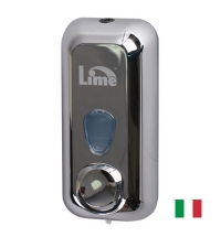 фото: Диспенсер для мыла наливной Lime Crom хром, 550мл, A 71400S