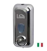 Диспенсер для мыла наливной Lime Crom хром, 550мл, A 71400S