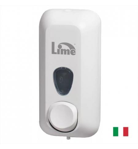 фото: Диспенсер для мыла наливной Lime Satin серый, 500мл, А 71601SATS
