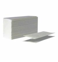 Бумажные полотенца Lime листовые, серые, V укладка, 250шт, 1 слой, 210450
