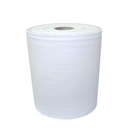 фото: Протирочная бумага Lime 30.380, в рулоне, 380м, 2 слоя, белая