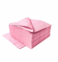 Салфетки сервировочные Lime, розовые, 33х33см, 1 слой, 400шт, К610350