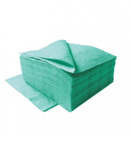 фото: Салфетки сервировочные Lime, светло-зеленые, 33х33см, 1 слой, 400шт, К610200