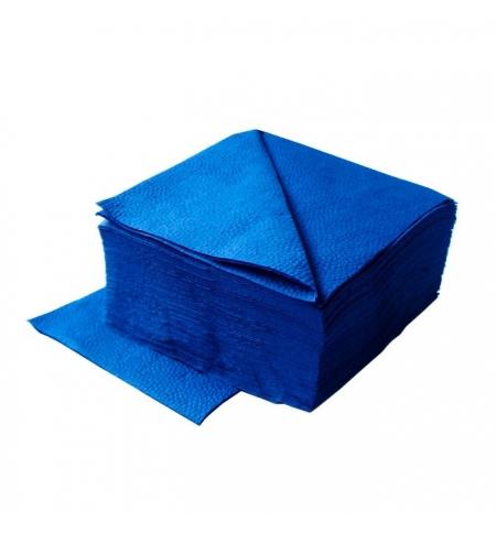 фото: Салфетки сервировочные Lime, темно-синие, 24х24см, 1 слой, 400шт, К410500