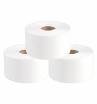 Туалетная бумага Lime mini эконом в рулоне, светло-серая, 200м, 1 слой, 10.200Б