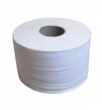 Туалетная бумага Lime mini эконом в рулоне, серая, 200м, 1 слой, 10.200С