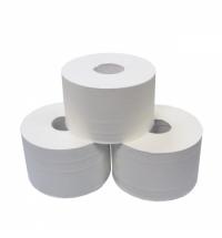 фото: Туалетная бумага Lime, белая, 230м, 2 слоя, 472230